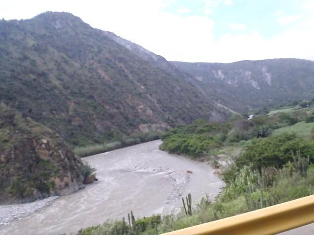 Camino en la Sierra Perija