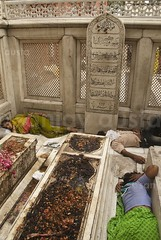 The dead and the sleeping at Nizamuddin Dargah, Delhi (sanjayausta) Tags: india asia delhi tombs newdelhi indiancity olddelhi capitalcity bigcities cityphotos streetsofdelhi nizamuddindargah peopleofdelhi indiancapital exoticindia cityofdelhi delhipeople photosofdelhi indiantombs delhistreetphotography indiancapitalcity metropolitandelhi photographsofnewdelhi megacitiesoftheworld bazaarsofnewdelhi photographsofdelhi nizamuddindelhi