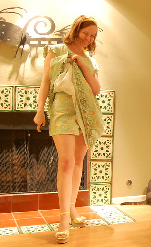 40s Playsuit
