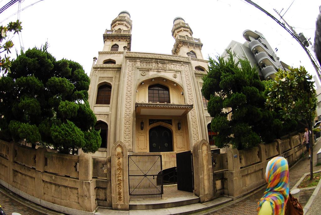 168/365 | Kobe Mosque.