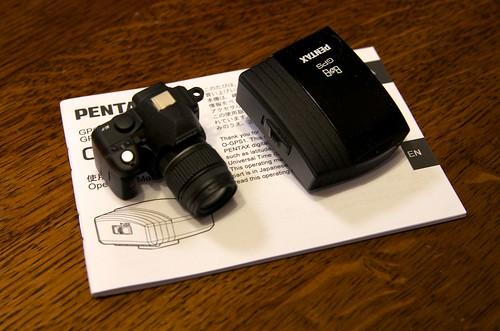 PENTAX GPS Unit O-GPS1