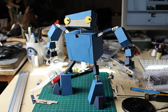 Robot progress 9