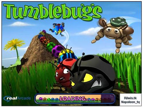 Game Tumble Bugs