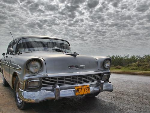 1956 Chevrolet Bel Air, Cuba