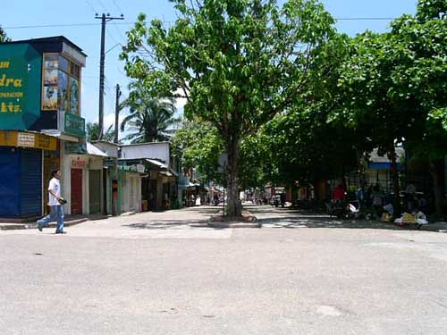 Calles de Leticia