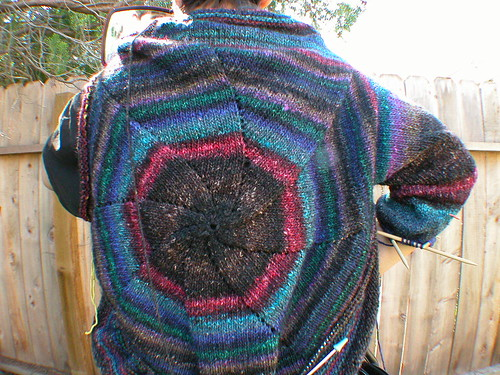 Pinwheel Sweater