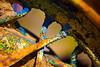 Aged to perfection (Reflective Dreams) Tags: rainbow colorful paint flakes spoks diamondclassphotographer flickrdiamond simplyperfect desertaged