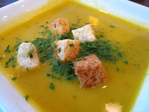 Pumpkin Soup @ Cedele.JPG