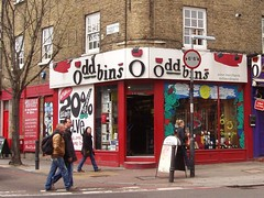 Picture of Oddbins, N1 1QN