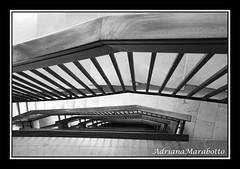ESCALERA WEB 4 (ADRI-MAREMOTO) Tags: blackandwhite stairs nikon escaleras contrastes d80 escalerablancoynegro