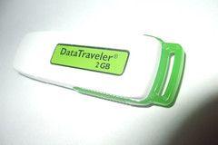 PenDrive Kingston 2GB DataTraveler (Toma 2)