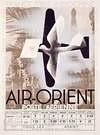 Cassandre. Poster Air Orient.