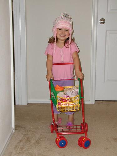 bag lady Emily