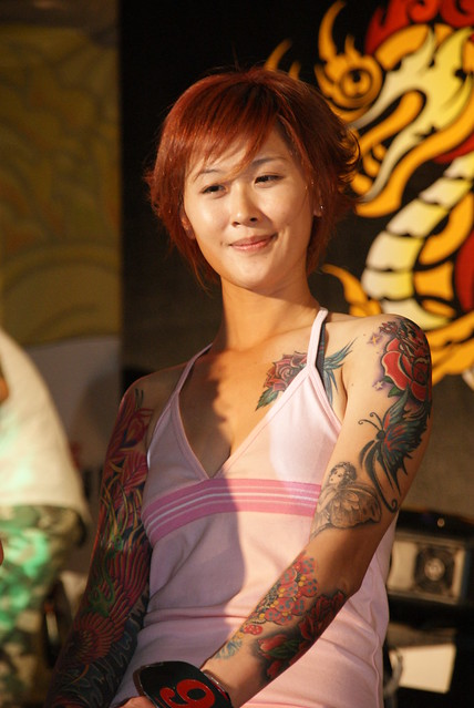 tattoo yakuza and tribal of tattoo show