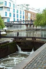 Camden Lock (überkenny) Tags: london canal lock regentscanal camdentown hampsteadroadlock
