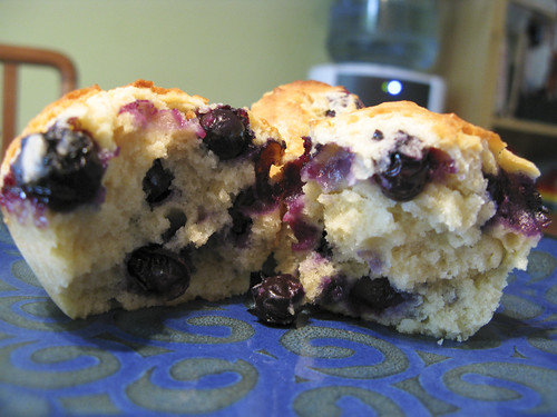 Blueberry Muffins...