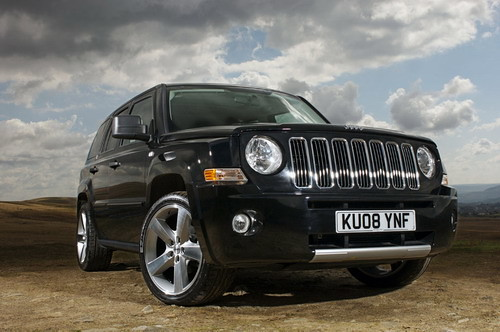 2008 Startech Jeep Patriot