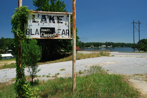 Lake...Sorry...Closed