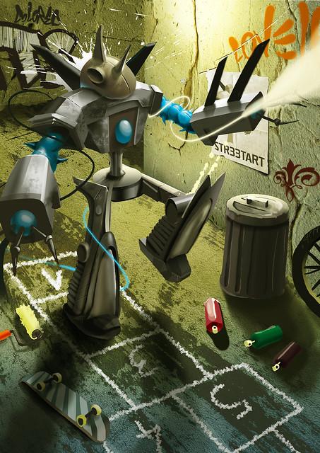 Millenáris Street Games updated