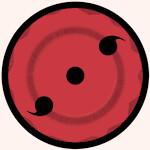 sharingan's partially activated (ikeboy29) Tags: sharingan