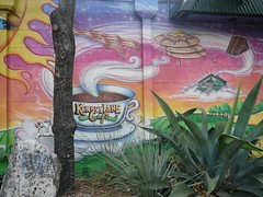 Kerbey Lane mural (alist) Tags: austin media texas alist conference literacy robison alicerobison ajrobison