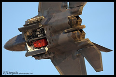 FOX 3! (F/Depth Photography) Tags: usa bay fighter force martin air nevada jet raptor weapon stealth lockheed ot afb f22a 004017 4017nellis