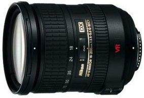 Nikon 18-200mm f/3.5-5.6 G ED-IF AF-S VR DX Zoom-Nikkor Lens