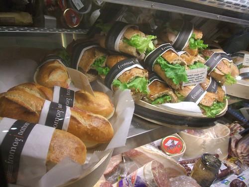 Sandwich case