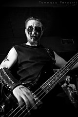 Morgul (Korso87) Tags: musician black face metal painting bass live gig band heavy gremory