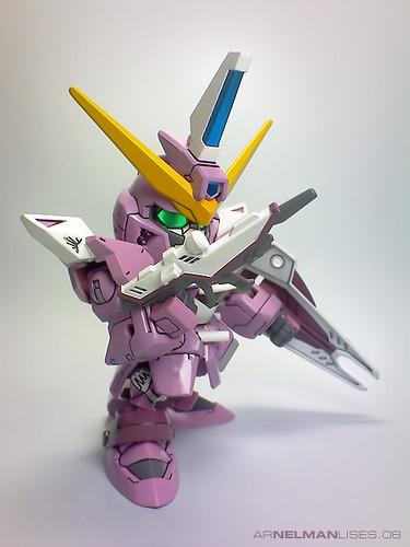 SD Justice Gundam