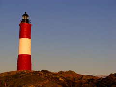 Lighthouse at the End of the World? (scifilullabies) Tags: patagonia lighthouse argentina del tierradelfuego hiking fuego tierra beaglechannel leseclaireurs