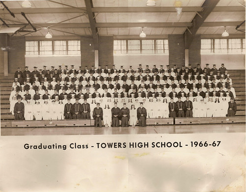 Towers High School 1967