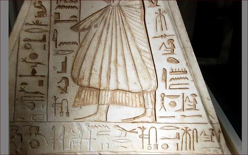 2008_0610_160510AA Egyptian Museum, Turin por Hans Ollermann.