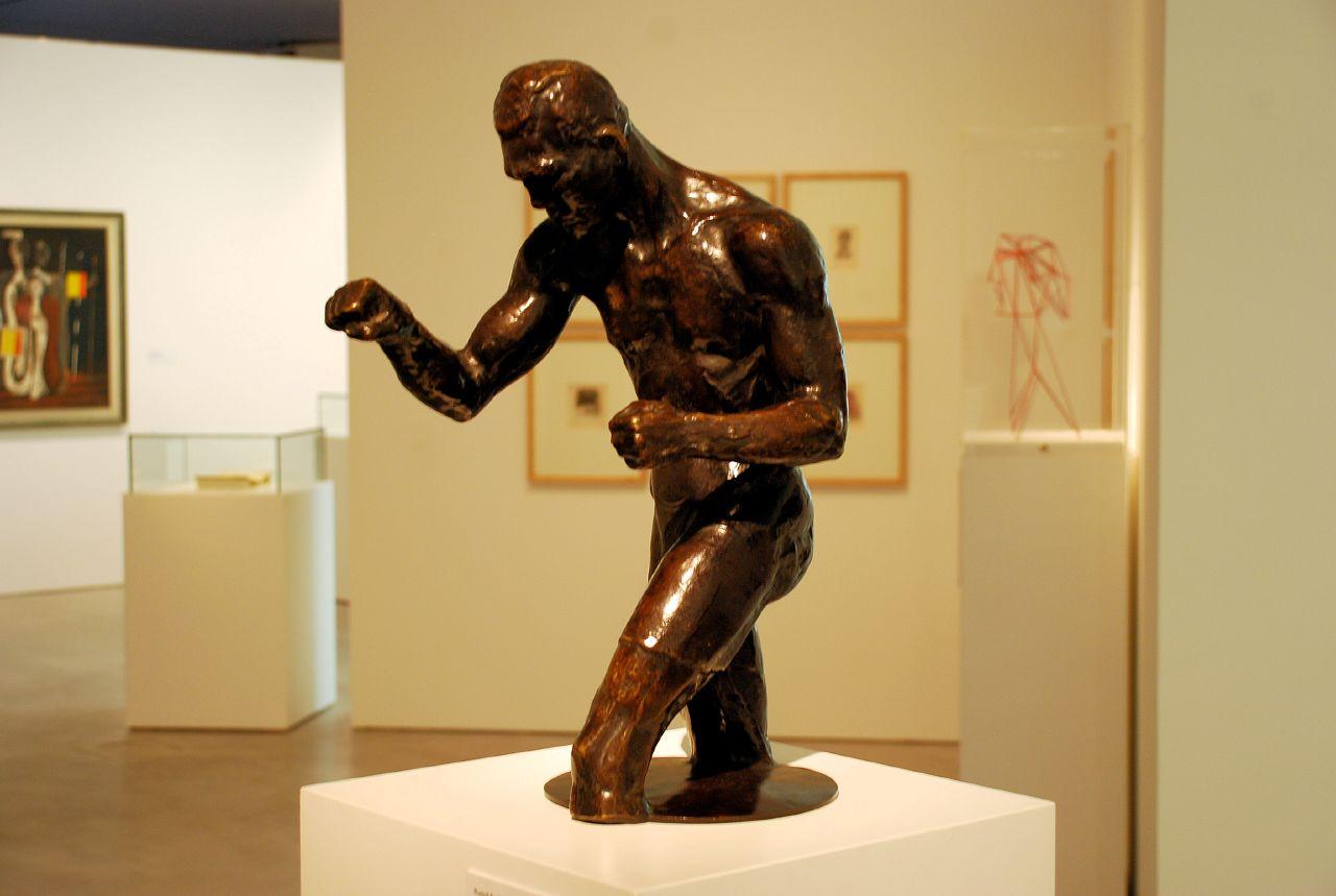 鲁道夫 贝林Rudolf Belling (德国1886-1972)雕塑作品集1 - 刘懿工作室 - 刘懿工作室 YI LIU STUDIO