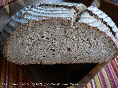 Breadchick's Dark Onion Rye 019