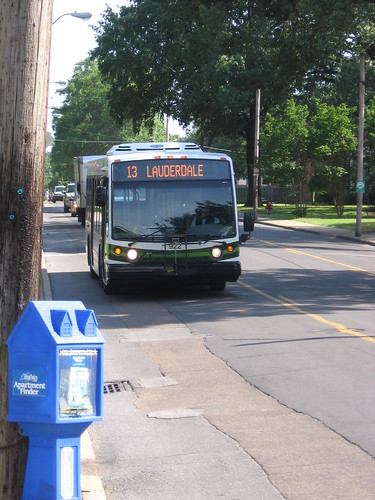 Memphis Bus