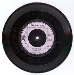 Equinoxe disque 45rpm (reeves1914) Tags: jean michel jarre equinoxe