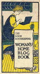 Woman's Home Blog Book