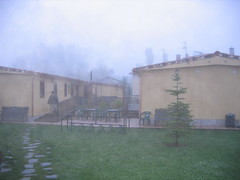 """Atapuerca Albergue • <a style=""""font-size:0.8em;"""" href=""""http://www.flickr.com/photos/48277923@N00/2621970509/"""" target=""""_blank"""">View on Flickr</a>"""