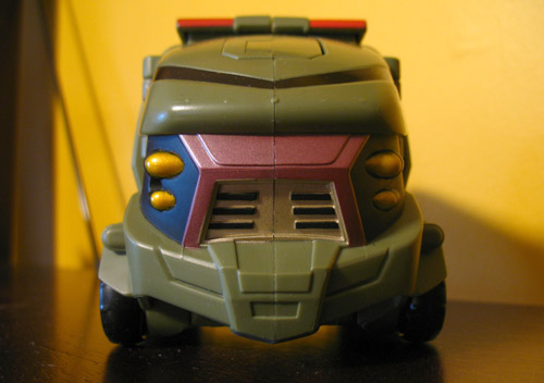 TF Animated Bulkhead (Voyager)