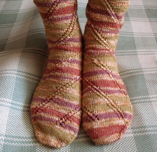Project 110/365 - Anastasia Socks