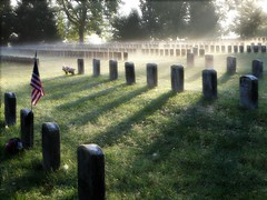Early Fall Morning, Antietam National Cemetary (pjminwv) Tags: cwpt10bf cwt1862