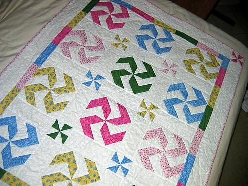 Maddie's quilt 1
