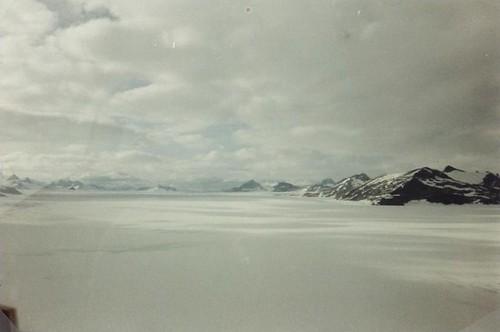 Taku Glacier, Juneau, Alaska