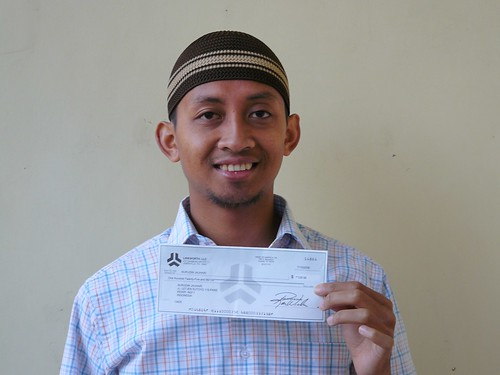 LinkWorth Cheque