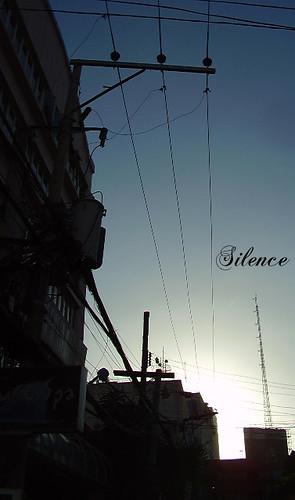 Silence, Posts
