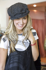 ash!!! (Lisa'95 Baby V) Tags: blue jared vanessa white black love girl beautiful smile hat fashion work hair losangeles friend long ashley michelle lisa tshirt blond hollywood vip ash straight wavy tisdale hsm highschoolmusical hsm2 hsm3 murrillo