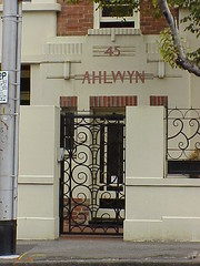 Ahlwyn, South Yarra
