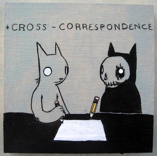 Cross-Correspondence
