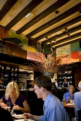 Gramercy Tavern's Tavern Room